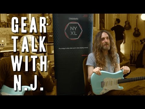 Gear Talk with Nick Johnston