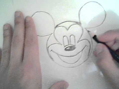 5 Deseneaza Cu Connie Draw With Connie Mickey Mouse