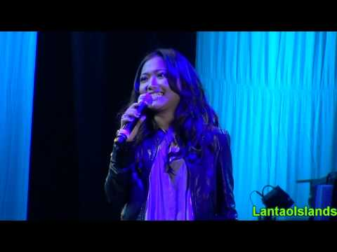 Charice - Stand Up for Love,  David Foster Manila Oct 25 2011