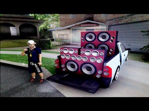 GTA SA ♠ PACK DE MUSICAS FUNK COM GRAVE ♠ DOWNLOAD ♠