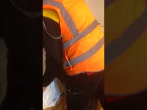DHL driver picked up shipment - Himal Courier Cargo - Woolwich