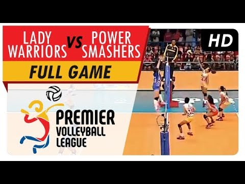 Power Smahers vs. Lady Warriors | Full Game | 2nd Set | PVL Reinforced Conference | May 16, 2017
