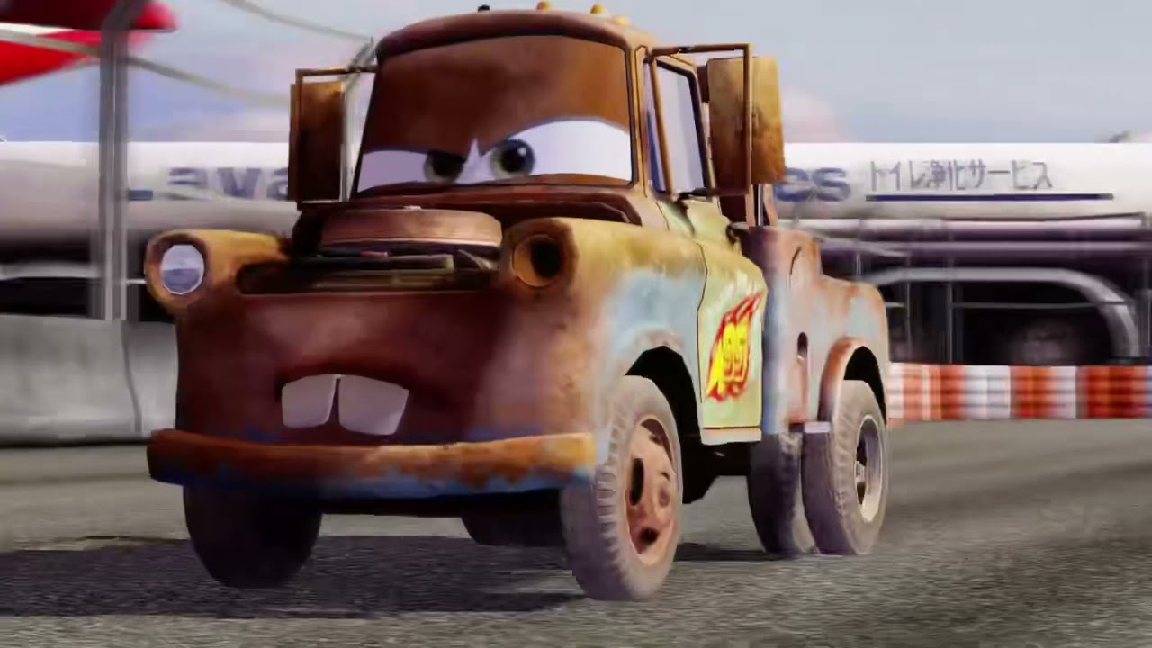 Cars 2 The Video Game | Mater is Saving the World on Attack mode | Squad Series