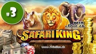 Safari King slot Pragmatic Play MEGA WIN #3