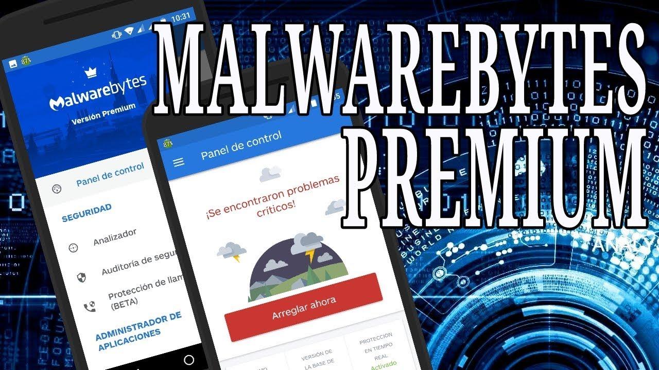 descargar malwarebytes full apk