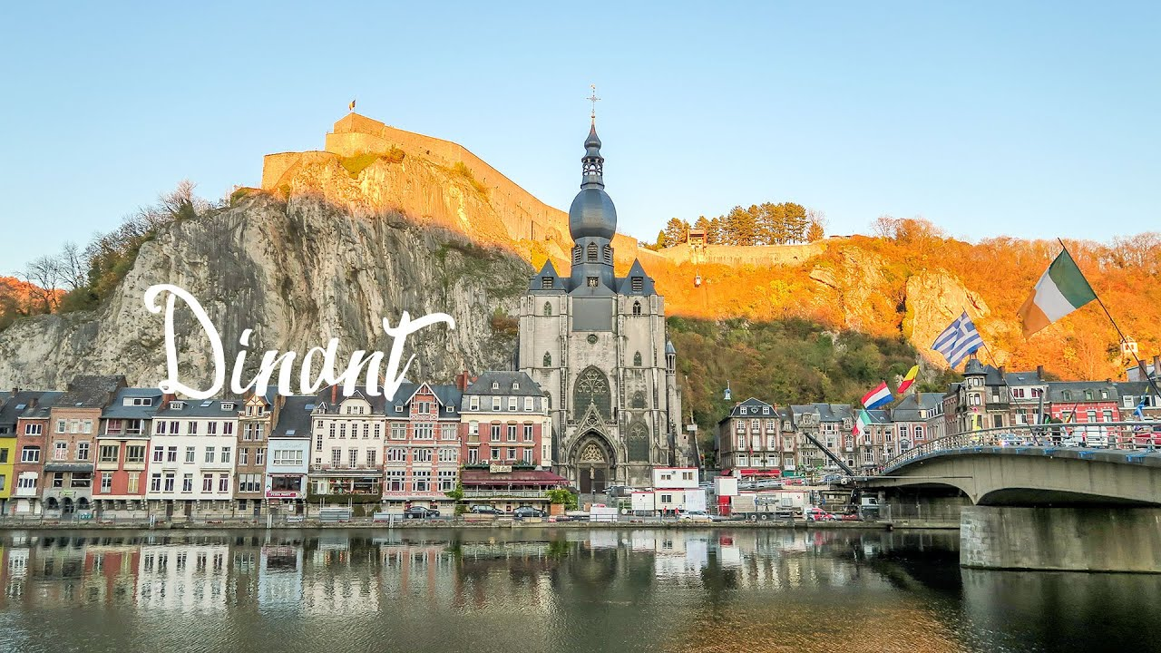 The 10 Most Beautiful Towns In Belgium
