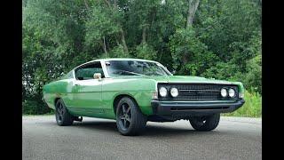 1968 Ford Torino - Test Drive