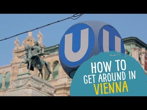 How to get around in VIENNA