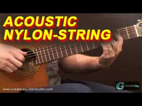 GUITAR STYLES: Nylon String Acoustic Guitar Pop