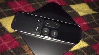 Unboxing Apple TV 4th Generation & Setup