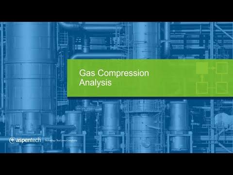 Gas Compression Analysis