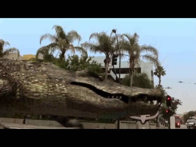Mega Shark vs. Crocosaurus - Trailer 1 Travel Video