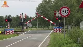 DUTCH RAILROAD CROSSING - Staphorst - Klaas Kloosterweg Oost