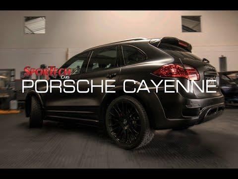 Hamann Porsche Cayenne by Sportech