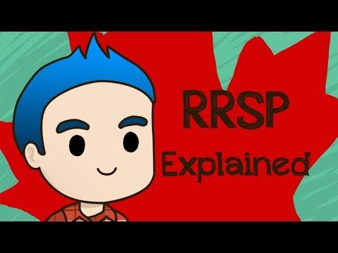RRSP Explained