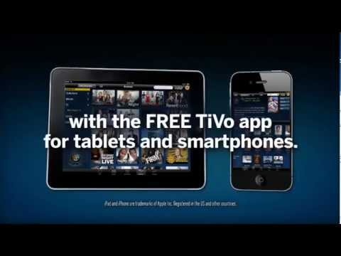 TiVo Premiere XL4 TCD758250 HD Digital Video Recorder