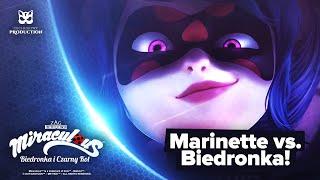 MIRACULUM |  Marinette zawalczy z... Biedronką!  | SEZON 3: Ladybug (??/26)