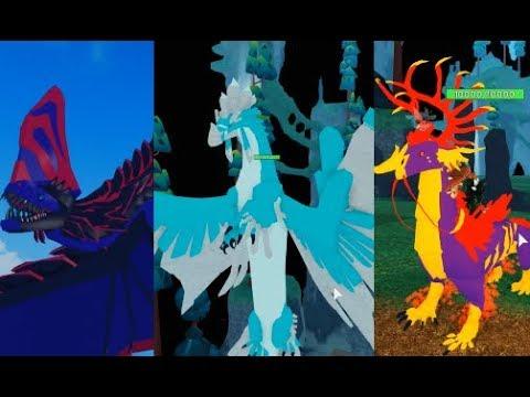 Dragon Adventures - FANTASY WORLD - NEW DRAGONS - Roblox