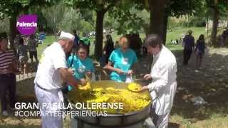 #comparteexperiencias Gran Paella Ollerense Ii
