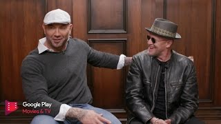 Google Play Exclusive: Guardians of the Galaxy Vol. 2 with Dave Bautista and Michael Rooker
