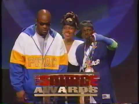 The Source Awards 1995 Part 1