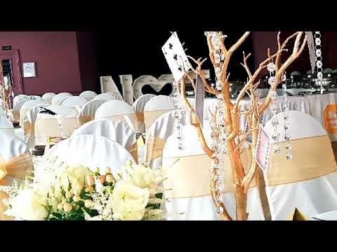 Las Vegas Wedding, Wahington Centrel Reception