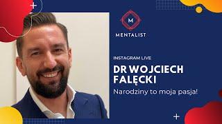 Dr Wojciech Falęcki