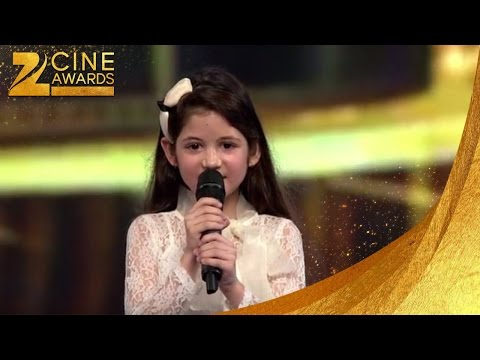 Zee Cine Awards 2016 Best Debut actor female Harshali malhotra & Bhumi Pednkar