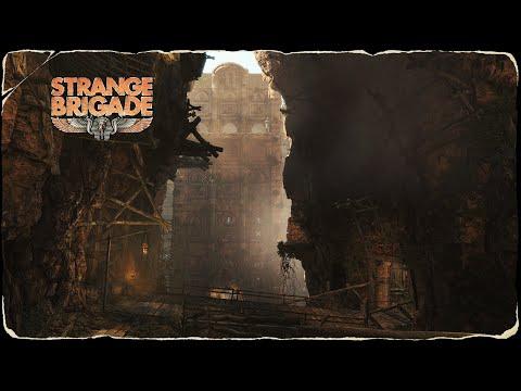 Strange Brigade - Pitáti