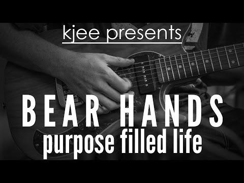 Bear Hands -