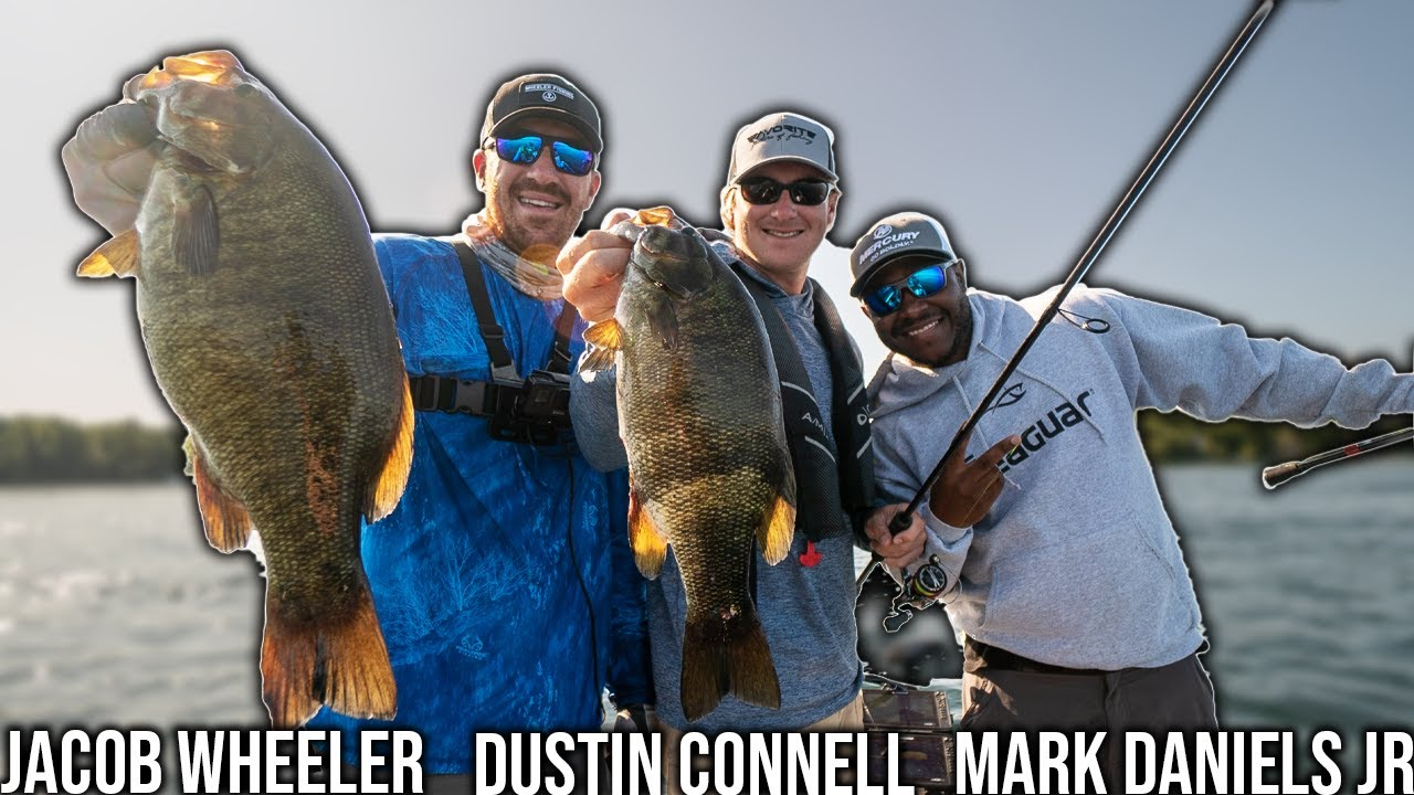 We did NOT expect this to happen... Fun Fishing with DC and MDJ