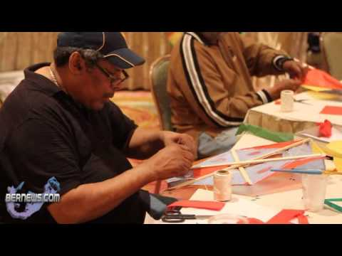 Fairmont Southampton Kite Looping Kite Making Easter Extravaganza Bermuda April 21 2011