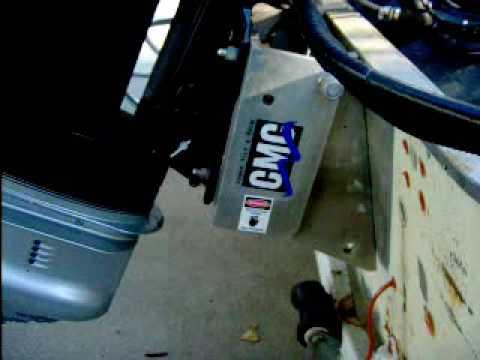 Force Outboard Motor Wiring Diagram Cmc Pt 130 Video Power Lift After Market Tilt Amp Trim Unit