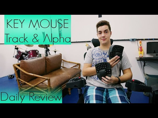 KeyMouse Track e Alpha! - Daily Review Exclusivo!!