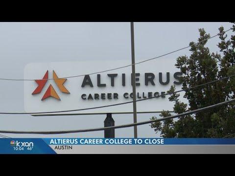 Austin's Altierus Career College to close