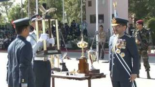 28th May 2009: Passing out Parade at PAF Academy Risalpur