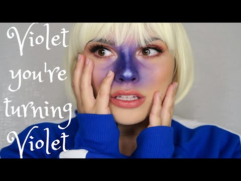 VIOLET BEAUREGARDE | Halloween Makeup Tutorial thumbnail