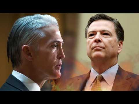 Trump fires FBI James Comey | FBI Director Replacement | Trey Gowdy to Head FBI