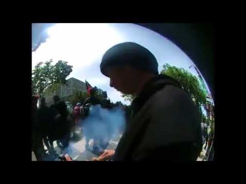 DO NOT Share This Undercover Video of #Antifa Throwing Explosives at #Berkeley in April!!!