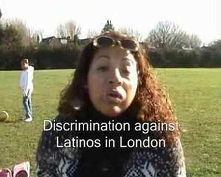 Discriminatory laws against hispanics