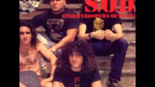 24)S.O.D.Stormtroopers Of Death -Ballad Of Jimi Hendrix - Live