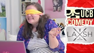 EPIC Eyes Closed Challenge with Mandee | by LASH
