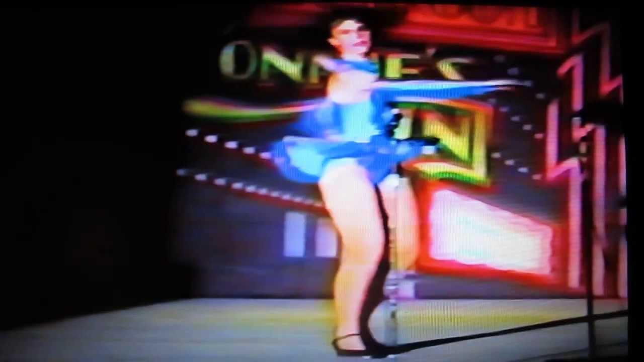 Dance stripper tap