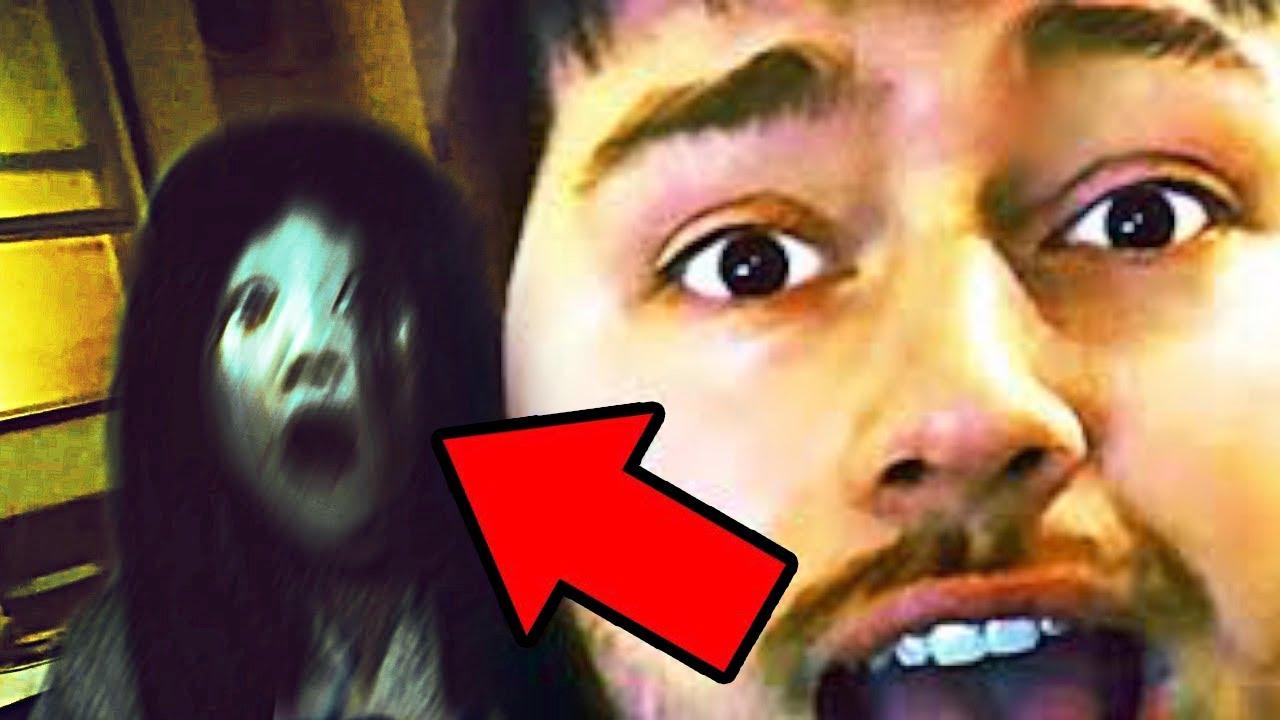 Top 5 Videos De Fantasmas Que Te PERTURBARÁN EL Sueño