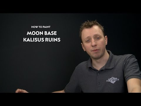 WHTV Tip of the Day - Moon Base Kalisus Ruins.