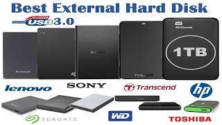 10 Best 1TB External Hard Disk Drive 2017 | Top 10 1TB Hard Disk Drive Of Top Brands