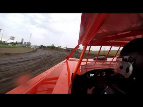 Doug Hammer Racing.  Hot laps Farmer City Raceway
