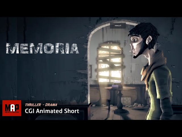 MEMORIA (HD) | A dark and twisted entity shows the past (The Animation Workshop)