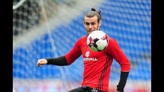 Gareth Bale Wales Soccer Football Player 2018