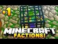 "Minecraft FACTIONS #1 ""ZOMBIE SPAWNER!"" - w/PrestonPlayz & MrWoofless"